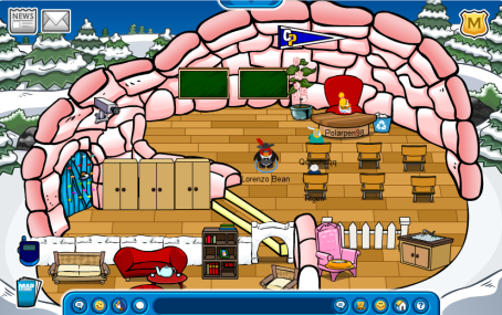 Club Penguin High - Polarpen98